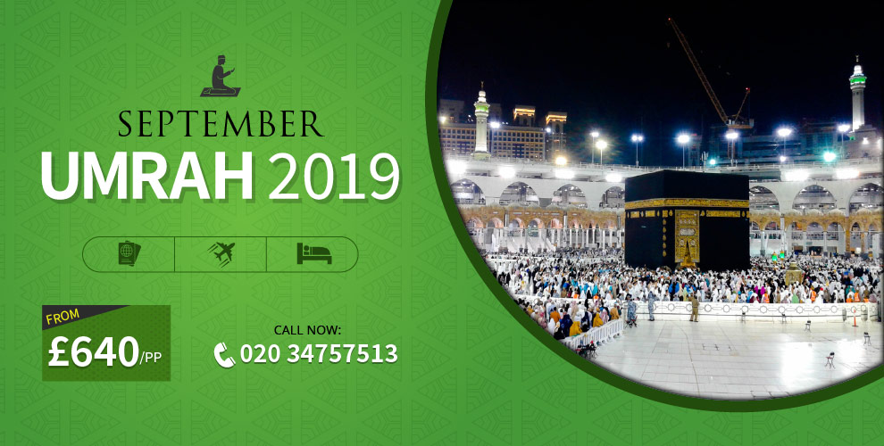All Inclusive Umrah Packages | Flight + Hotel Deals | AlHaq